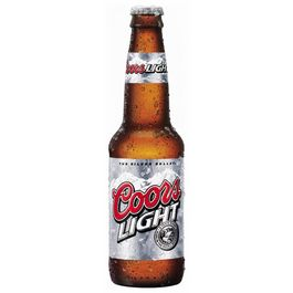 COORS LIGHT - 33CL