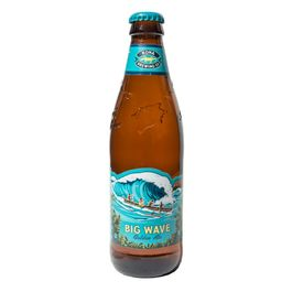 KONA BIG WAVE GOLDEN ALE - 35.5 CL