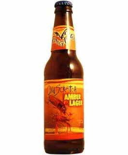OLD SCRATCH AMBER LAGER - 35,5CL
