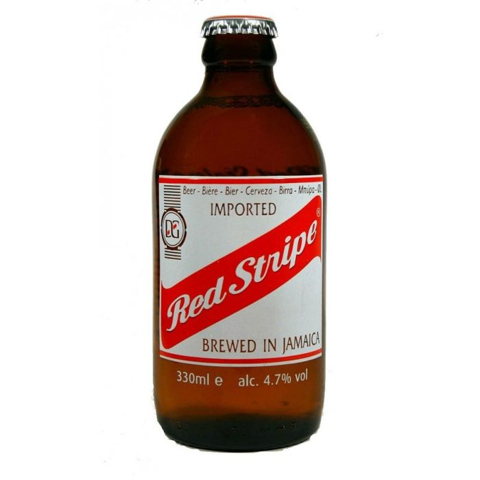 RED STRIPE - 33CL