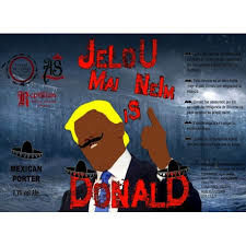JELOU MAI NEIM IS DONALD .- 33 cl.