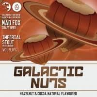 GUINEU/ MAD BREWING GALACTIC NUTS .- 33 CL