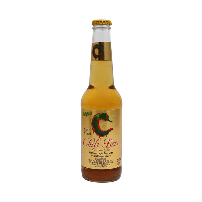 CHILI BEER - 33 CL