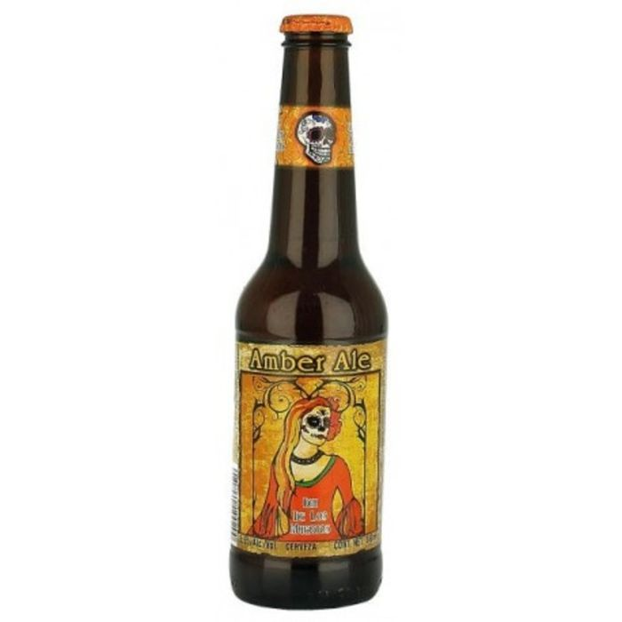 DIA DE LOS MUERTOS DEATH BECOMES YOU  AMBER ALE - 35.5 CL