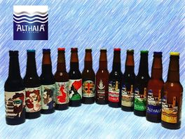 PACK CERVEZAS ALTHAIA