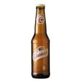 CASABLANCA LAGER BEER - 33CL