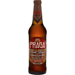 PRAGA DARK LAGER - 50CL