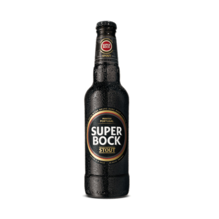 SUPER BOCK STOUT - 33CL