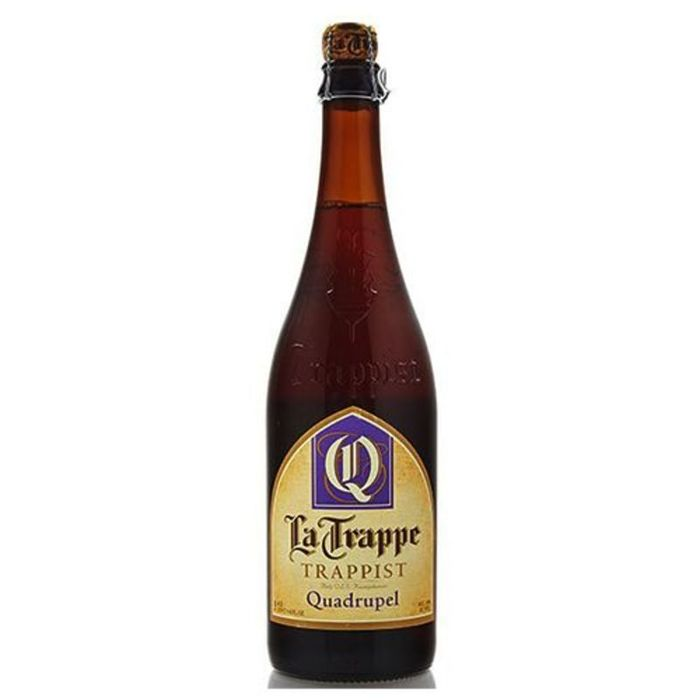 LA TRAPPE QUADRUPEL - 75CL