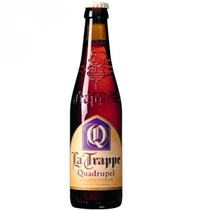 LA TRAPPE QUADRUPEL - 33CL
