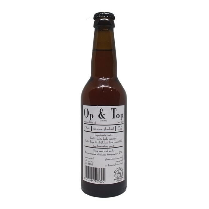 DE MOLEN OP & TOP - 33 CL