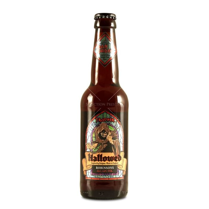 IRON MAIDEN TROOPER HALLOWEED BY THE NAME - 33 CL