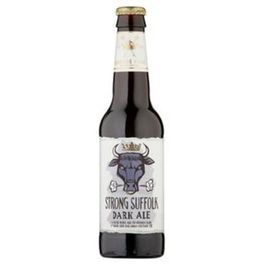 GREENE KING STRONG SUFFOLK DARK ALE - 33 CL