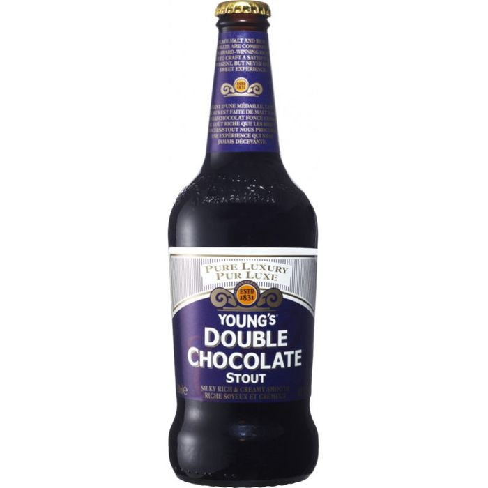 YOUNGS DOUBLE CHOCOLATE STOUT - 50CL