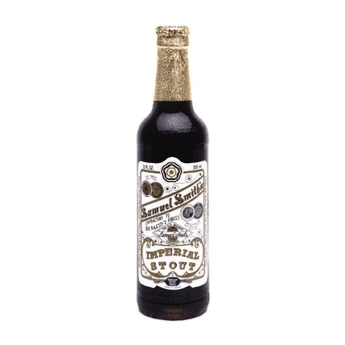SAMUEL SMITH'S IMPERIAL STOUT - 35CL