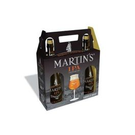 PACK MARTIN'S IPA 2 X 75 CL + 1 COPA