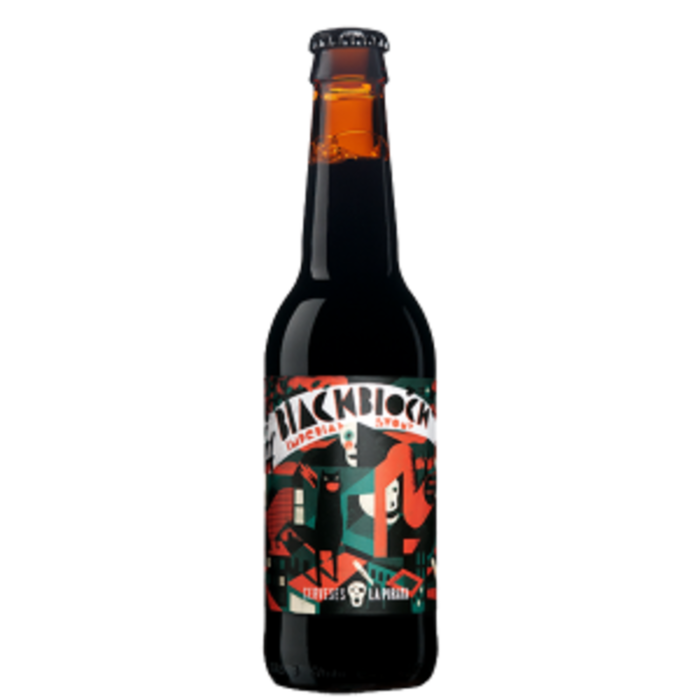 LA PIRATA BLACK BLOCK 33 CL