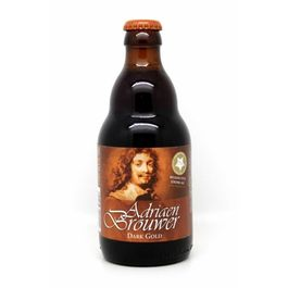 ADRIAEN BROUWER DARK GOLD - 33CL.