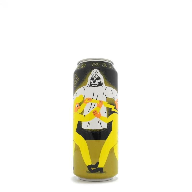 MIKKELLER WEIRD WEATHER HAZY IPA (GLUTEN FREE).- 50 CL
