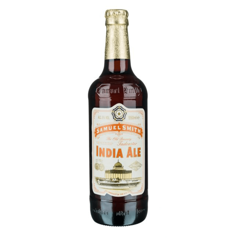 SAMUEL SMITH´S IMPERIAL INDIA ALE.- 33CL