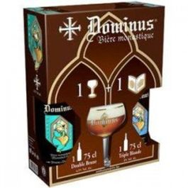 PACK DOMINUS 2X75CL + 1 COPA