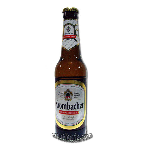 KROMBACHER PILS SIN ALCOHOL - 33CL