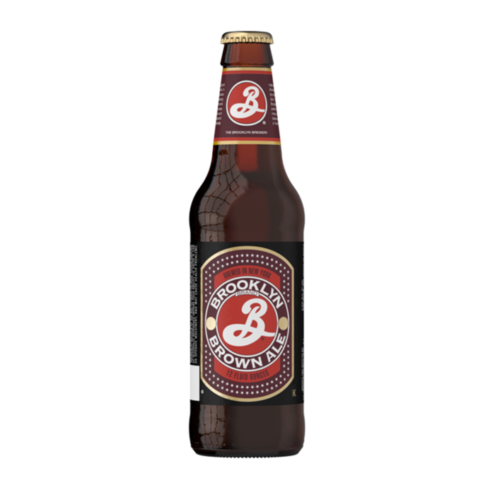 BROOKLYN BROWN ALE - 33CL