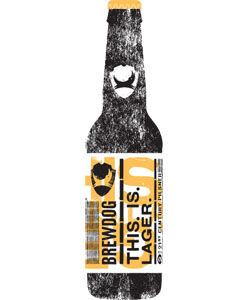 BREWDOG THIS IS LAGER - 33 CL